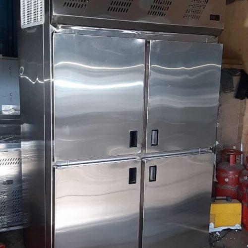 4 Door Verticle Refrigeration