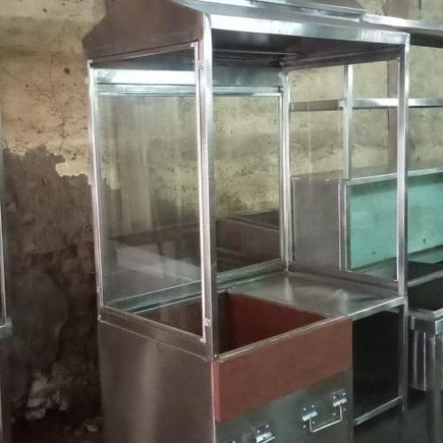 tandoor table